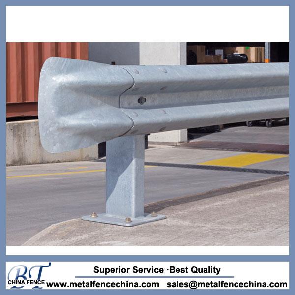 Highway Guardrail W Beam