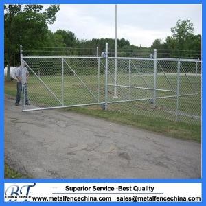 Chain link Slide Gates