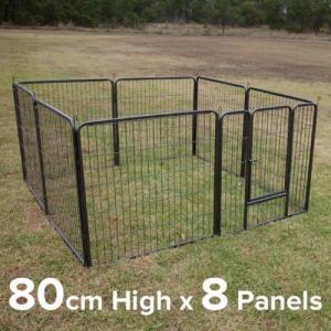 Dog run cage