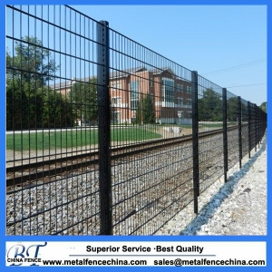 High Security 656 Twin Mesh Wire Fencing