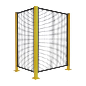 Machine safety fencing