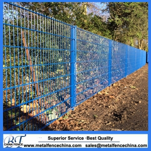 Double wire 656 fence