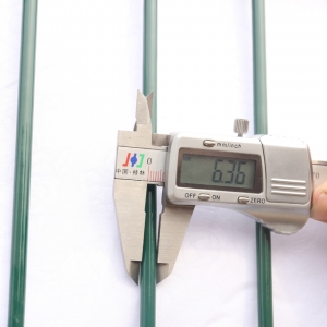 656 Security Double Wire Mesh Fencing