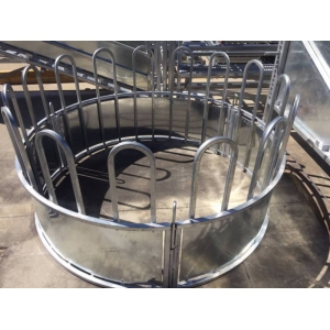 Cattle Round Hay Feeders