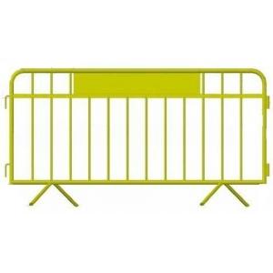 Powder coated Barricades