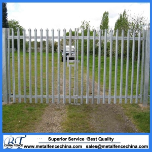 Towers protection Palisade Fencing
