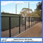 358 security mesh fences