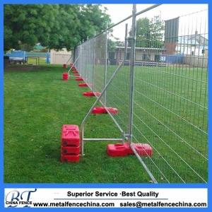 AU stanrdard temporary fence