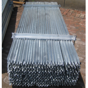 Galvanised Y post / star picket