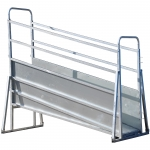 Galvanized Cattle Loading Ramp