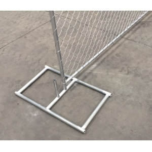 Temporary Removable Chain Link Fence Panel