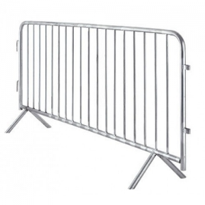 Pedestrian crowd controlbarriers