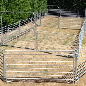 6 bar Livestock sheep yard Panels
