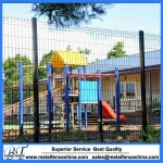 School Playground Fence