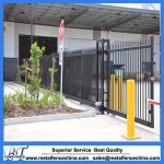 WROUGHT IRON SLIDE GATES