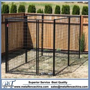Lucky Dog Modular Steel Yard Kennel