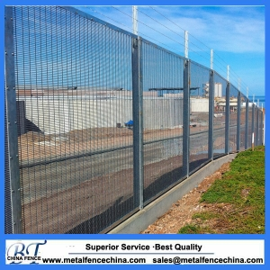 Anti-climb 358 mesh fencing